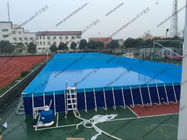 High Tech Aluminum Waterproof  Sport Event Tents for Swimming Pool